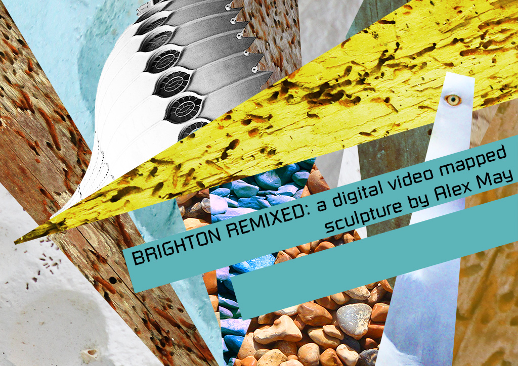 Brighton: Remixed promotional poster