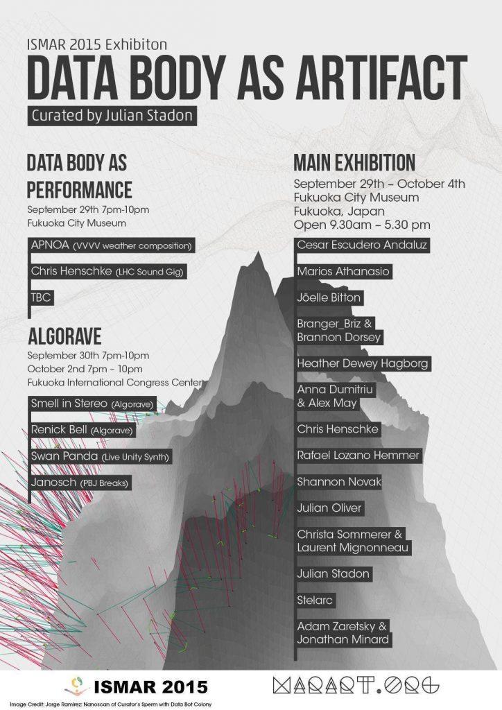 Data-Body-As-Artifact