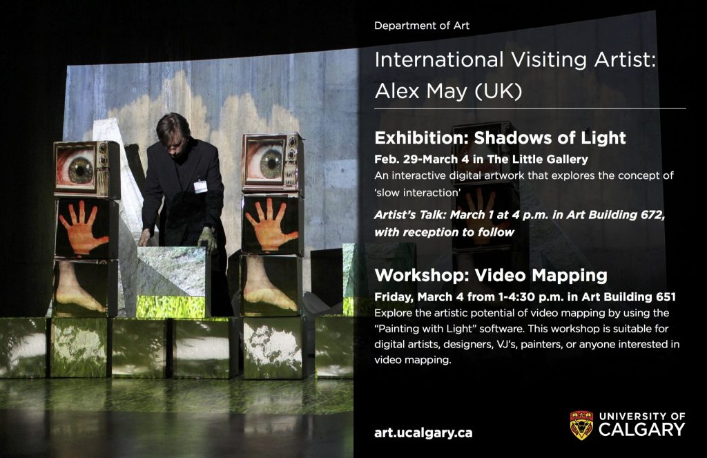 Alex May - University of Calgary