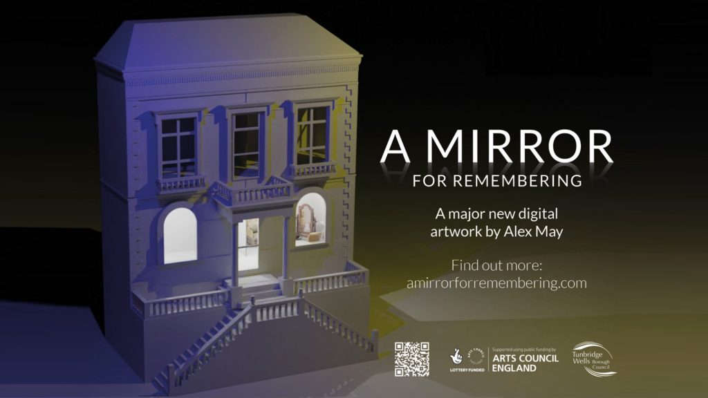 A Mirror For Remembering trailer on Oculus experiences