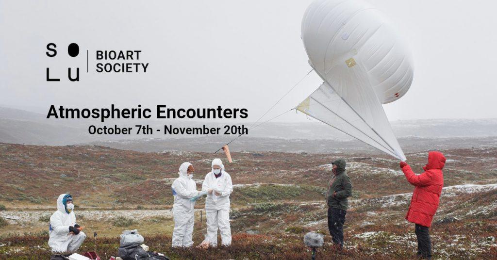 High Altitude Bioprospecting (HAB): Atmospheric Encounters at SOLU, Helsinki